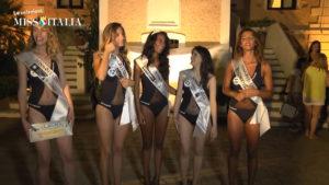 Selezione Miss Italia 2015 presso il Casino Lenza